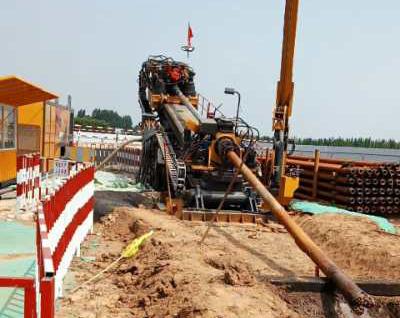 XZ3300定向钻机330吨