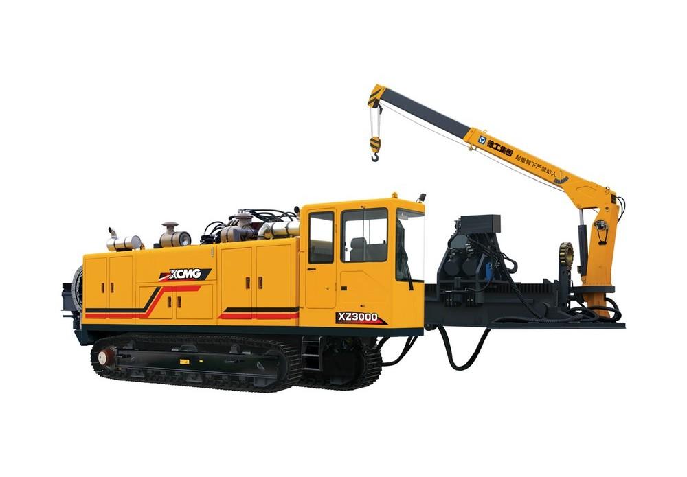 XZ3300定向钻机500吨