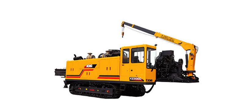 徐工XZ3000型水平定向钻机