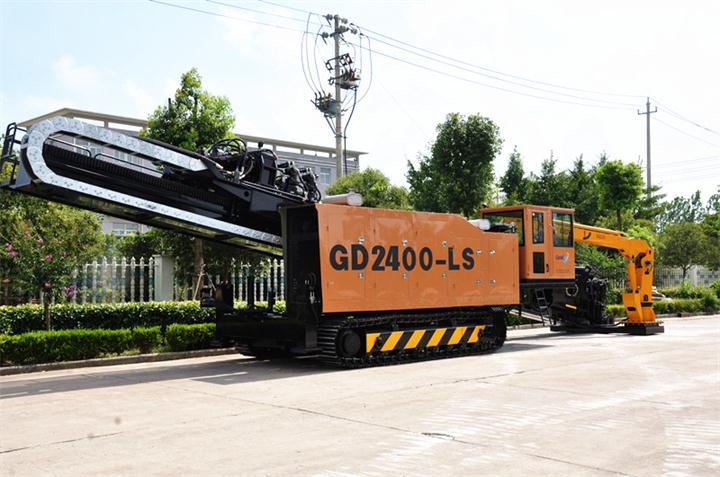 谷登GD2400-L型水平定向钻机